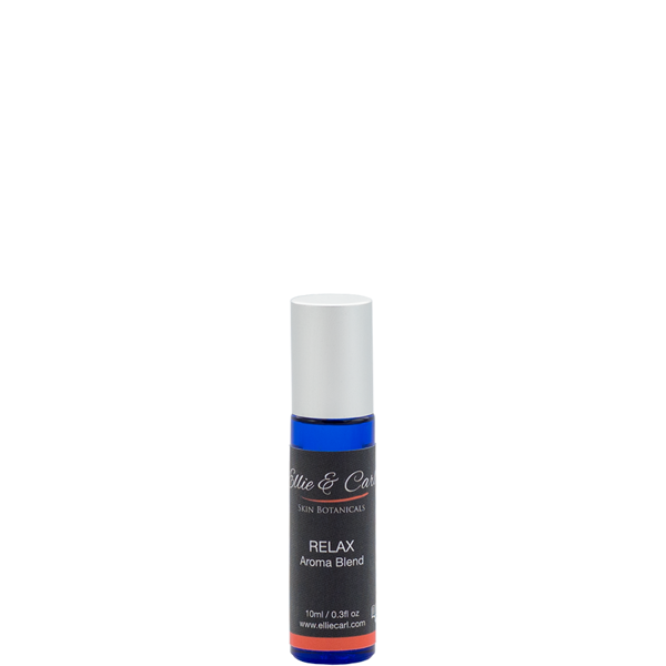 Relaxation and better sleep oil